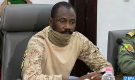 Mali : Assimi Goita remercie SM le Roi pour la contribution active du Maroc en vue du dénouement de la crise