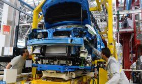 Automobile: Renforcement des mesures de sécurité sanitaire pour le redémarrage progressif de l'activité industrielle (ministère)