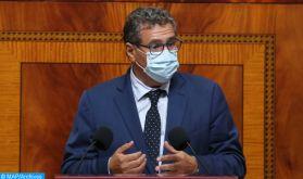 Parlement: Séance plénière conjointe lundi des deux Chambres pour la présentation du programme gouvernemental