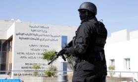 """Démantèlement d'une cellule terroriste affiliée à """"daech"""" s'activant à Inzegane et Ait Melloul (BCIJ)"""