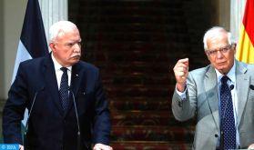 L'UE exprime son attachement à la solution à deux Etats