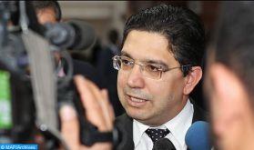 Le Sahara marocain s'érigera en un pôle de coopération Sud-Sud par excellence