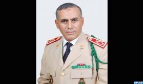 SM le Roi Mohammed VI, Chef Suprême et Chef d'État-major Général des FAR nomme le Général de Corps d'Armée, Belkhir El Farouk, Inspecteur Général des FAR et Commandant la Zone Sud