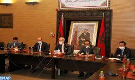 M. Benabdelkader: Plus de 20.000 détenus jugés à distance