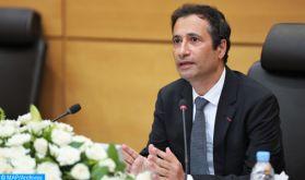 """M. Benchaaboun souligne la nécessité de déployer des efforts pour assurer un """"accès équitable"""" aux vaccins"""