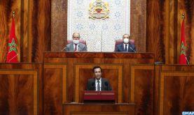 """M. Benchaâboun appelle partenaires sociaux et secteur privé à un """"dialogue responsable"""" sur les défis de sortie de crise"""