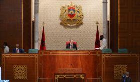 Chambre des conseillers: La session d'avril se distingue par l'adoption du mécanisme de vote électronique (M. Benchamach)