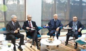 CSMD : Séance d'écoute avec les représentants de l'UC