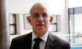 """M. Biadillah appelle le """"polisario"""" à adhérer à la solution sérieuse proposée par le Maroc pour le règlement du différend sur le Sahara"""