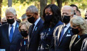 Anniversaire du 11 septembre: Biden assiste à une cérémonie solennelle à Ground Zero