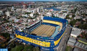 """La """"Bombonera"""", sanctuaire de la mystique du football en Argentine"""