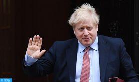 Boris Johnson testé positif au coronavirus