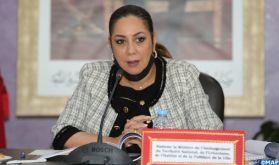 L'ANRUR joue un rôle indéniable dans l'amélioration des conditions de vie des citoyens (Mme Bouchareb)