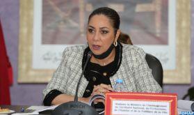 Bâtiments menaçant ruine: Mme Bouchareb plaide pour l'intervention de tous les partenaires
