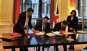 """La signature de l'Accord d'Association entre le Maroc et le Royaume Uni s'inscrit dans la """"continuité d'une dynamique positive"""" des relations bilatérales (M. Bourita)"""