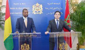 Les relations bilatérales au centre d'entretiens entre M. Bourita et le ministre d'État guinéen à la Présidence