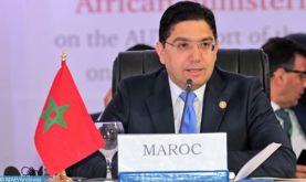 Mobilisé contre la Covid-19, le Maroc est resté solidaire de son continent et de ses partenaires (Nasser Bourita)