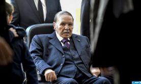 Décès de l'ex-président algérien Abdelaziz Bouteflika à l'âge de 84 ans (officiel)