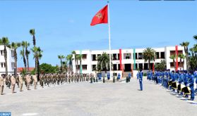 La Brigade légère de sécurité célèbre le 65-ème anniversaire des FAR