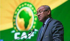 CAF : Ouverture des candidatures pour le poste de président