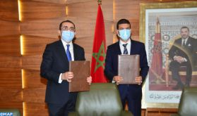 Le CAM et l'UM6P s'associent pour le développement de l'innovation et l'entreprenariat au Maroc