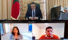 Coronavirus : Les mesures prises par le Maroc mises en exergue à Canberra