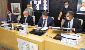 Convention-cadre pour le partage d'expériences et de données entre le CESE, le ministère de l'éducation nationale et les universités marocaines