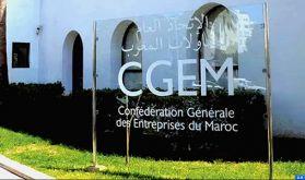 Plan de relance: La CGEM propose sept mesures phares