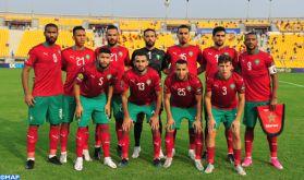 """Second sacre du Maroc au CHAN: """"Les lions restent rois"""", écrit la FIFA"""