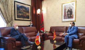 L'ambassadeur du Chili à Rabat salue l'essor qualitatif des relations avec le Maroc