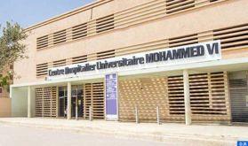le Centre Hospitalier Universitaire (CHU) Mohammed VI de Marrakech a