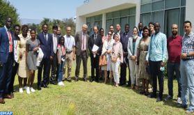 CNESTEN: Remise des diplômes aux lauréats de la 1ère promotion du Master en radiopharmacie