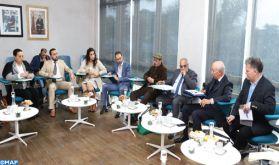 CSMD : Séance d'écoute avec les représentants du PGV