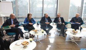 CSMD : Séance d'écoute avec les représentants du PPS