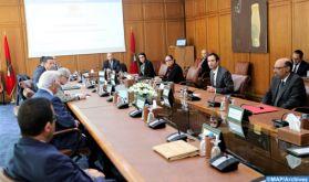 Le CVE se penche sur les mesures proposées par la CGEM pour la relance de l'économie
