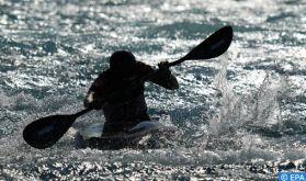 JO de Tokyo 2020 (Canoë slalom) : le Marocain Soudi Mathis se qualifie pour les demi-finales