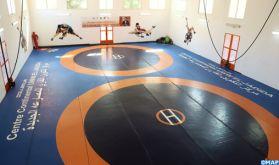 Le Centre continental de la lutte d'El Jadida, un acquis sportif national et un pôle de développement de la lutte en Afrique