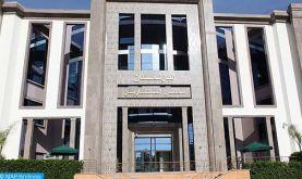 Chambre des conseillers: Séance plénière mercredi pour la discussion du programme gouvernemental