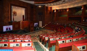 Le bureau de la Chambre des conseillers prend connaissance du calendrier d'examen et de vote du PLF 2021