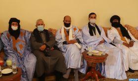 Les chioukhs des tribus sahraouies se réjouissent de la décision US sur la marocanité du Sahara