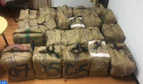 Oujda: arrestation de deux présumés trafiquants de drogues