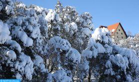 Chutes de neige, temps froid et fortes averses orageuses du mercredi au samedi dans plusieurs provinces (Bulletin spécial)