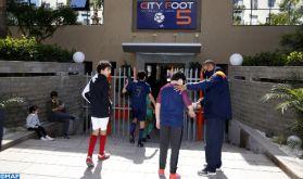 Projet City Foot à Casablanca: l'investissement dans le sport, un levier de développement