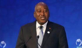 Décès du PM ivoirien : deuil national de huit jours