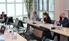 CSMD : Séance d'écoute avec une délégation du PPS