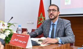 Enseignement: La Fondation Mohammed VI focalise son action sur les services prioritaires (M. Bakkali)