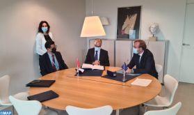 """Le Maroc signe la """"Convention de Macolin"""" sur la manipulation des compétitions sportives"""