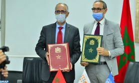 Développement régional: Mémorandum d'entente entre Rabat-Salé-Kénitra et UNFPA