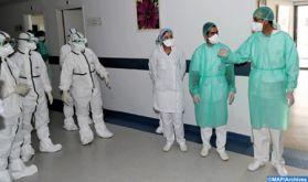 Province de Tinghir : le premier cas de guérison du Coronavirus quitte l'hôpital
