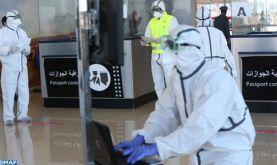 Covid-19 : Huit nouveaux cas confirmés au Maroc, 104 au total
